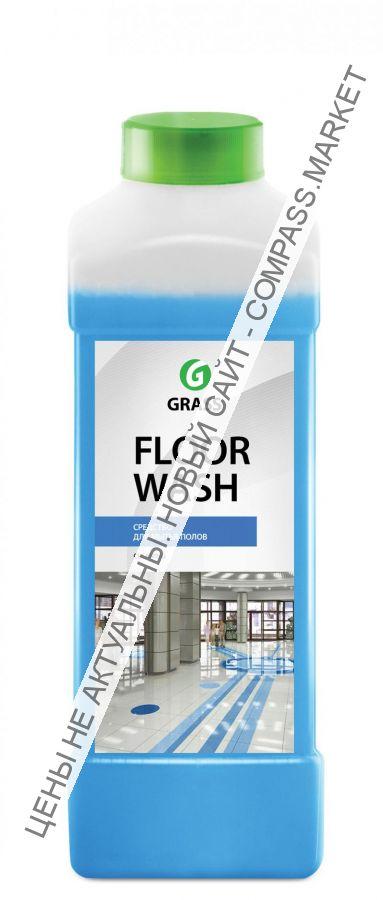 """Средство для мытья пола """"Floor wash""""(нейтральное) 1л; 5кг."""