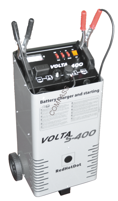 Устройство пускозарядное VOLTA S-400