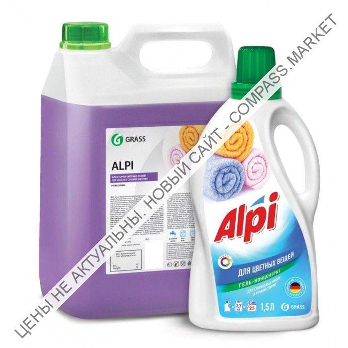 Гель-концентрат для цветных вещей «ALPI» 5л.